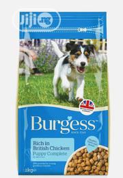 Burgess Dog Food Puppy Adult Dogs Cruchy Dry Food Top Quality | Pet's Accessories for sale in Lagos State, Ikeja