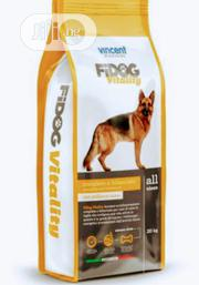 Fidog Dog Food Puppy Adult Dogs Cruchy Dry Food Top Quality | Pet's Accessories for sale in Lagos State, Ikotun/Igando