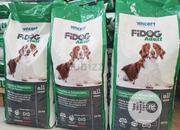 Fidog Dog Food Puppy Adult Dogs Cruchy Dry Food Top Quality | Pet's Accessories for sale in Lagos State, Ikoyi
