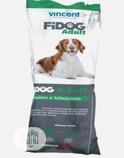 Fidog Dog Food Puppy Adult Dogs Cruchy Dry Food Top Quality | Pet's Accessories for sale in Lagos State, Kosofe