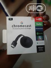 Chromecast TV Mirroring/Screencast Device For Android/Ios/Pc | Accessories & Supplies for Electronics for sale in Lagos State, Yaba