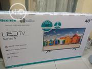 """Brand New Hisense LED HD TV 40"""" 