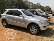 Mercedes-Benz M Class 2006 Silver   Cars for sale in Abuja (FCT) State, Central Business District