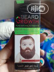 Beard Growth Oil | Skin Care for sale in Lagos State, Oshodi-Isolo