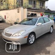 Lexus ES 2004 Gold | Cars for sale in Lagos State, Ilupeju