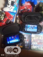 Ps Vita Hacked With Games And Park   Video Games for sale in Lagos State, Mushin