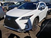 Lexus RX 2016 350 F Sport AWD White | Cars for sale in Lagos State, Lagos Mainland