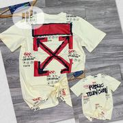 High Premium Quality Off White Roundneck | Clothing for sale in Lagos State, Lagos Island