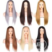 Practice Head Mold Mannequin Hair Wig | Hair Beauty for sale in Lagos State, Lekki Phase 1