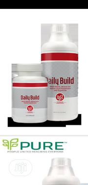 Daily Build Capsules and Liquid | Vitamins & Supplements for sale in Lagos State, Lagos Mainland