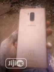 Infinix Note 5 Stylus 32 GB Gold | Mobile Phones for sale in Oyo State, Ido