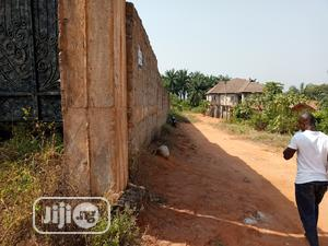 Plot of Land Fence and Gate at Ifite Awka