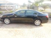 Lexus ES 2008 350 Black | Cars for sale in Lagos State, Ojodu