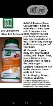 Bell Cell Restore | Vitamins & Supplements for sale in Lagos State, Ikeja