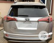 Toyota RAV4 2016 SE AWD (2.5L 4cyl 6A) Silver | Cars for sale in Lagos State, Ikeja