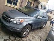 Honda CR-V 2010 LX 4dr SUV (2.4L 4cyl 5A) Gray | Cars for sale in Lagos State, Ikeja