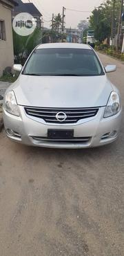Nissan Altima 2012 2.5 S Sedan Silver | Cars for sale in Lagos State, Surulere