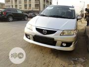 Mazda Premacy 1.9 Comfort 2005 Silver   Cars for sale in Lagos State, Lagos Mainland