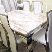Supreme Marble Dining Table | Furniture for sale in Lagos State, Amuwo-Odofin