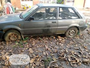 Nissan Sunny 1984 Coupe Silver