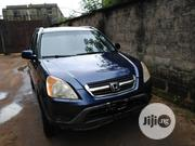 Honda CR-V EX 4WD Automatic 2004 Blue | Cars for sale in Anambra State, Awka