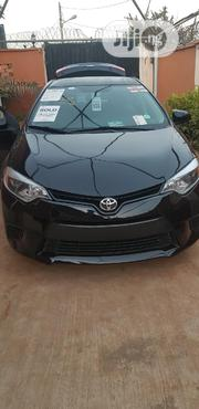 Toyota Corolla 2014 Black | Cars for sale in Ogun State, Abeokuta South