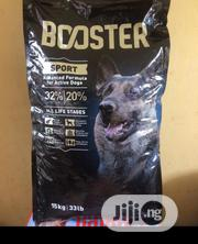 Booster Dog Food Puppy Adult Dogs Cruchy Dry Food Top Quality | Pet's Accessories for sale in Lagos State, Lagos Island