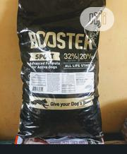 Booster Dog Food Puppy Adult Dogs Cruchy Dry Food Top Quality   Pet's Accessories for sale in Lagos State, Lagos Mainland