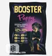Booster Dog Food Puppy Adult Dogs Cruchy Dry Food Top Quality | Pet's Accessories for sale in Lagos State, Maryland
