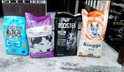 Booster Dog Food Puppy Adult Dogs Cruchy Dry Food Top Quality | Pet's Accessories for sale in Lagos State, Ojodu