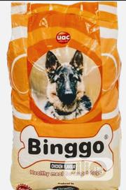 Binggo Dog Food Puppy Adult Dogs Cruchy Dry Food Top Quality | Pet's Accessories for sale in Lagos State, Ojota