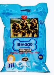 Binggo Dog Food Puppy Adult Dogs Cruchy Dry Food Top Quality | Pet's Accessories for sale in Lagos State, Shomolu