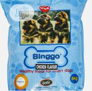 Binggo Dog Food Puppy Adult Dogs Cruchy Dry Food Top Quality | Pet's Accessories for sale in Lagos State, Surulere
