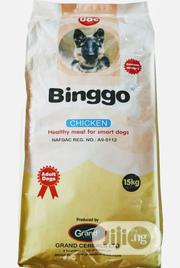 Binggo Dog Food Puppy Adult Dogs Cruchy Dry Food Top Quality | Pet's Accessories for sale in Lagos State, Victoria Island