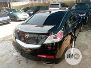 Acura TL SH-AWD Automatic 2009 Black | Cars for sale in Lagos State, Ojodu