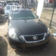 Lexus GS 350 2008 Black | Cars for sale in Lagos State, Ajah