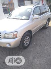 Toyota Highlander 2005 Limited V6 Silver | Cars for sale in Ekiti State, Ado Ekiti