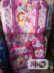 Foreign Back To School Trolley Bag | Babies & Kids Accessories for sale in Lagos State, Alimosho