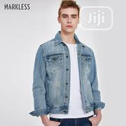Unisex Jeans Jacket | Clothing for sale in Lagos State, Surulere