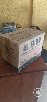 100ah 12volts Gbm Battery   Solar Energy for sale in Lagos State, Ikeja