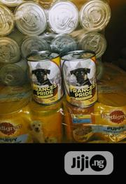 Get Your Canned Dog Food Puppy Adult Dogs Wet Food Top Quality | Pet's Accessories for sale in Lagos State, Egbe Idimu