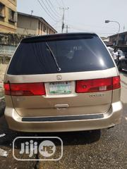 Honda Odyssey 2002 Gold | Cars for sale in Lagos State, Mushin