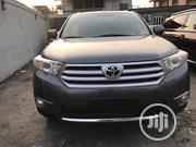 Toyota Highlander 2011 Limited Gray   Cars for sale in Lagos State, Surulere