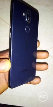 New Nokia 8.1 (X7) 64 GB Blue | Mobile Phones for sale in Lagos State, Lekki Phase 2