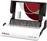 Fellowes Pulsar E 300 Electric Comb Binding Machine W/Starter Kit | Stationery for sale in Lagos State, Ifako-Ijaiye