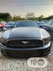 Ford Mustang 2013 V6 Black | Cars for sale in Abuja (FCT) State, Gwarinpa