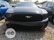 Ford Mustang V6 Premium 2013 Black | Cars for sale in Abuja (FCT) State, Gwarinpa