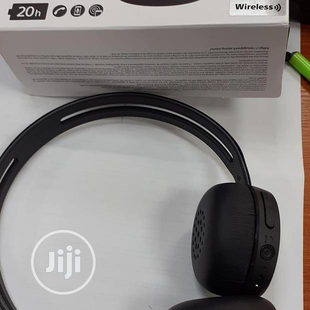 Archive: Sony Headset CH-400