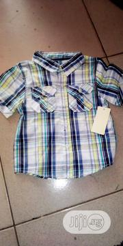 Boys Shirt With Two Pockets | Children's Clothing for sale in Lagos State, Ikorodu