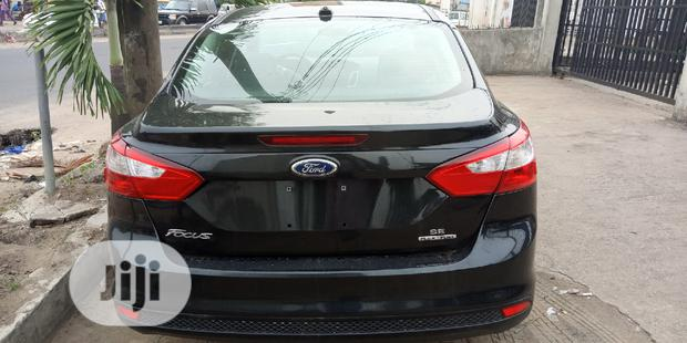 Archive: Ford Focus 2014 Black